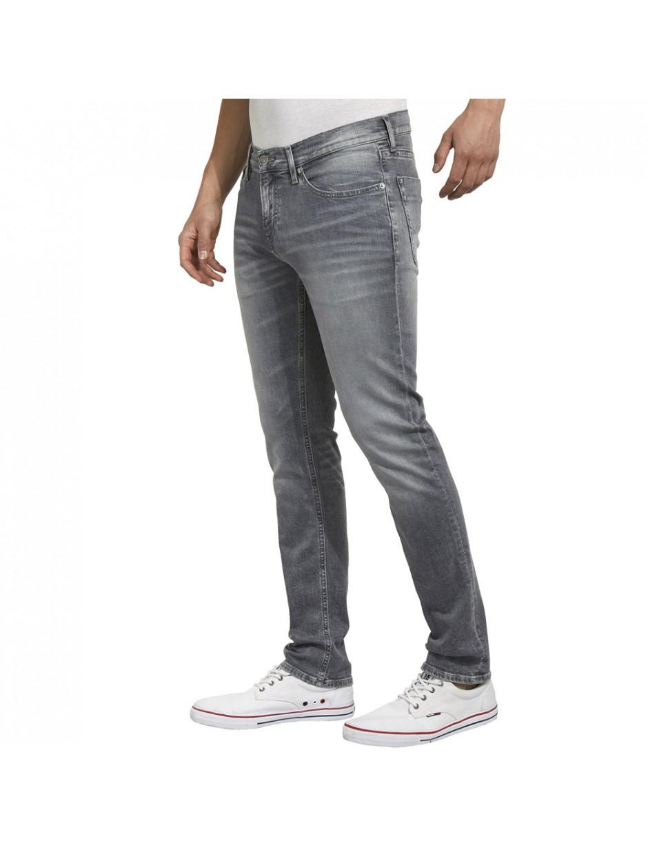 b28285552 Tommy Hilfiger Tommy Jeans Slim Scanton Dynamic Grey Jeans in Gray ...