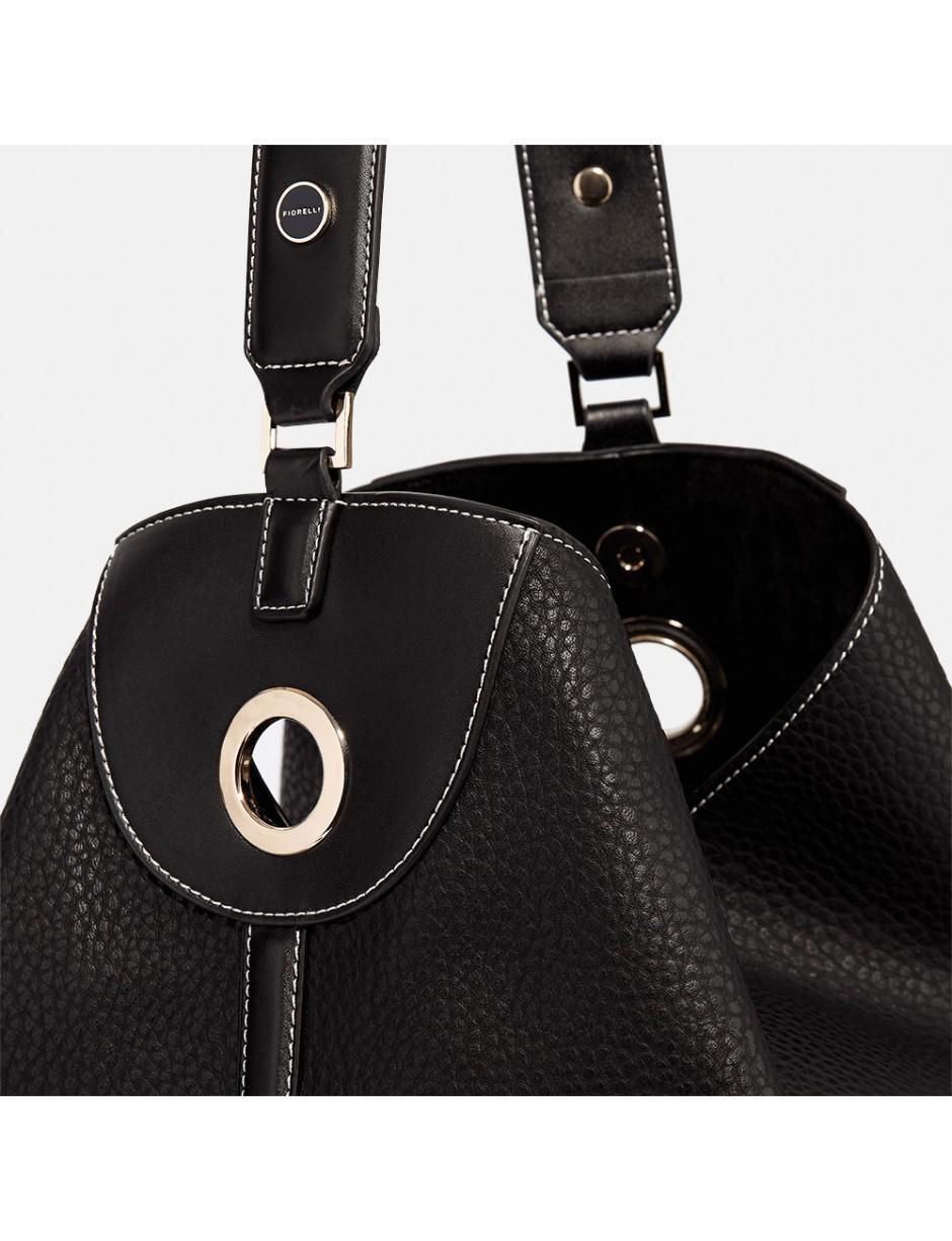 Margate Shoulder Bag Bag Black By Fiorelli