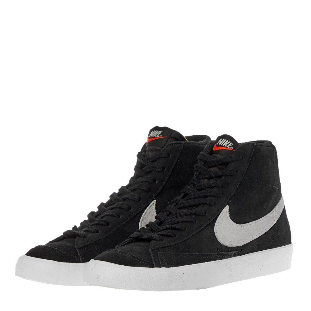 Nike Blazer Mid 77 Trainers - Black for Men - Lyst