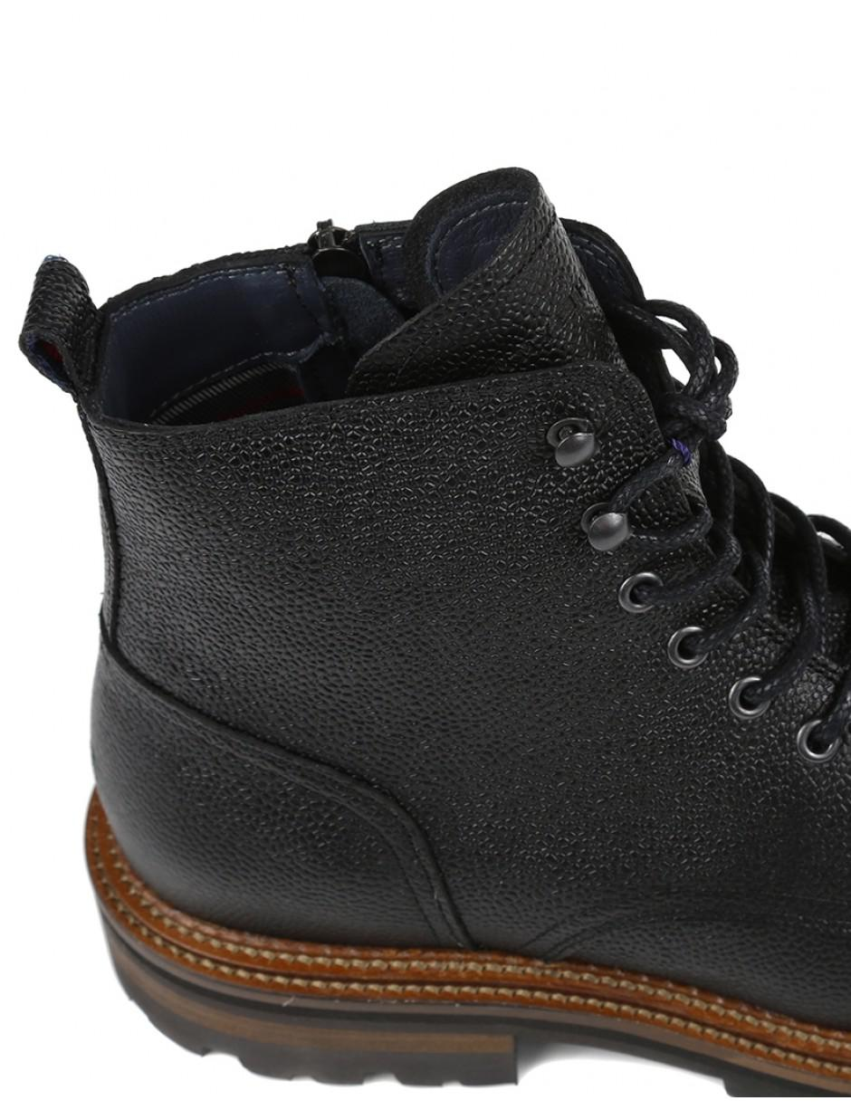 c7716c763607ad Lyst - Tommy Hilfiger Men s Estate Boots in Black for Men