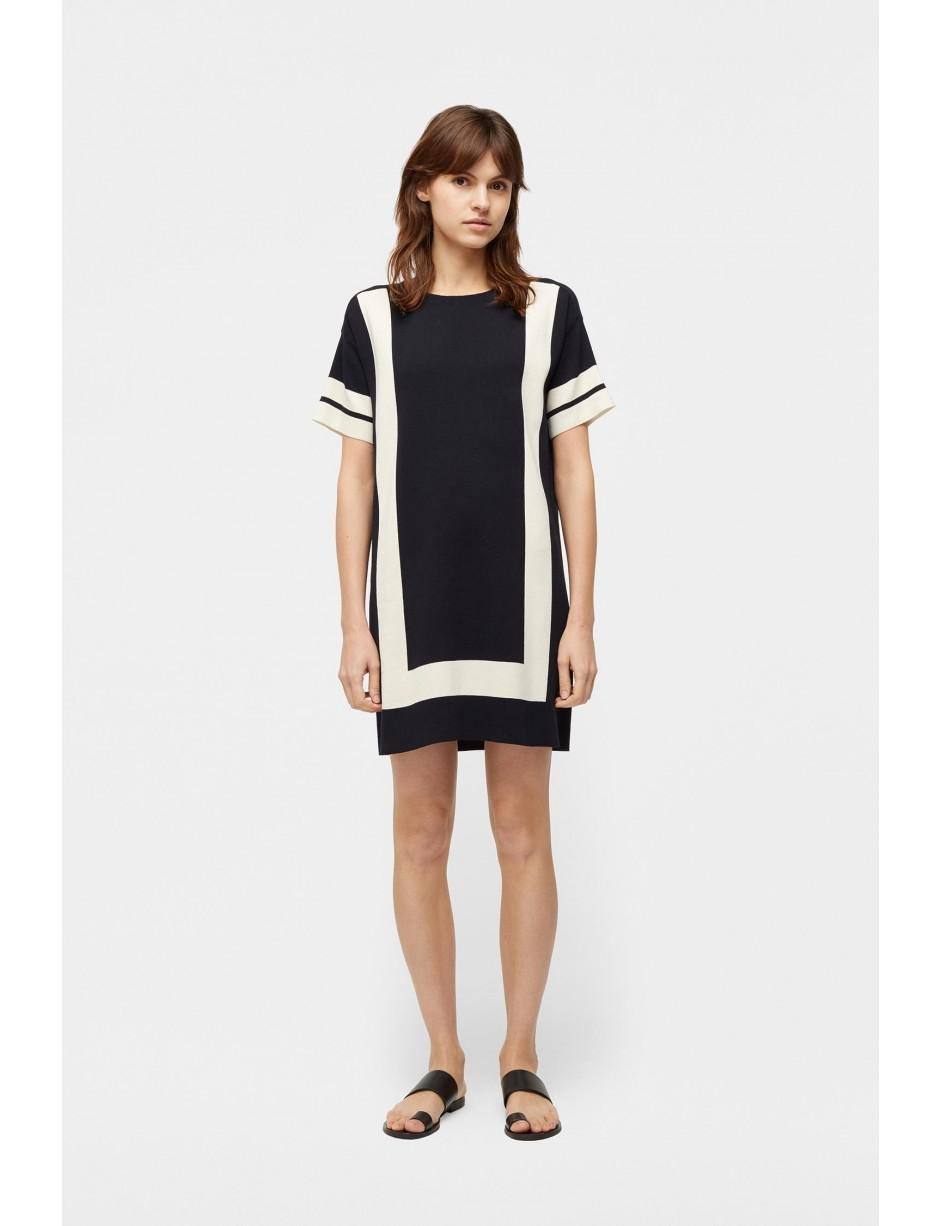 panelled mini dress - Blue Chinti and Parker New Arrival Sale Online mgW25R