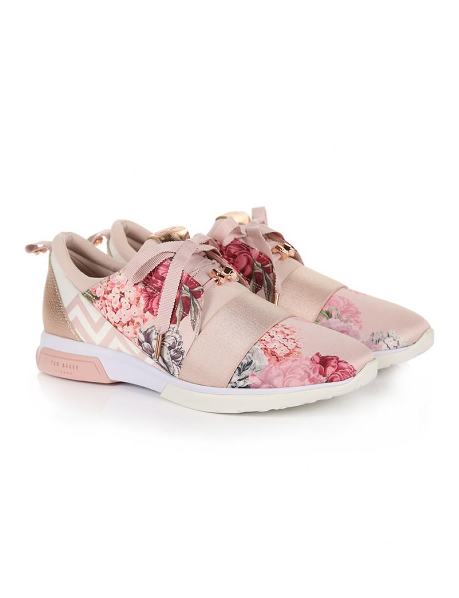 pink ted baker slippers