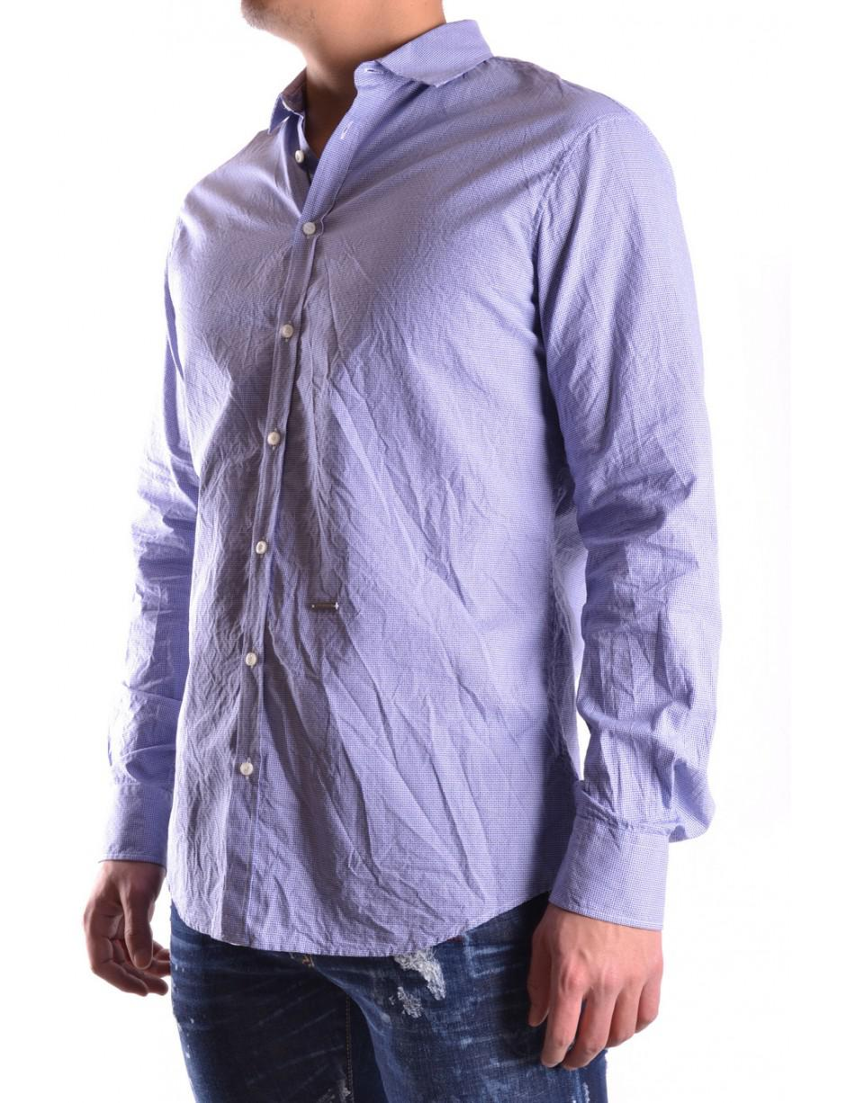4cc903f1d7 Dsquared² Shirts in Purple for Men - Save 1.5228426395939039% - Lyst