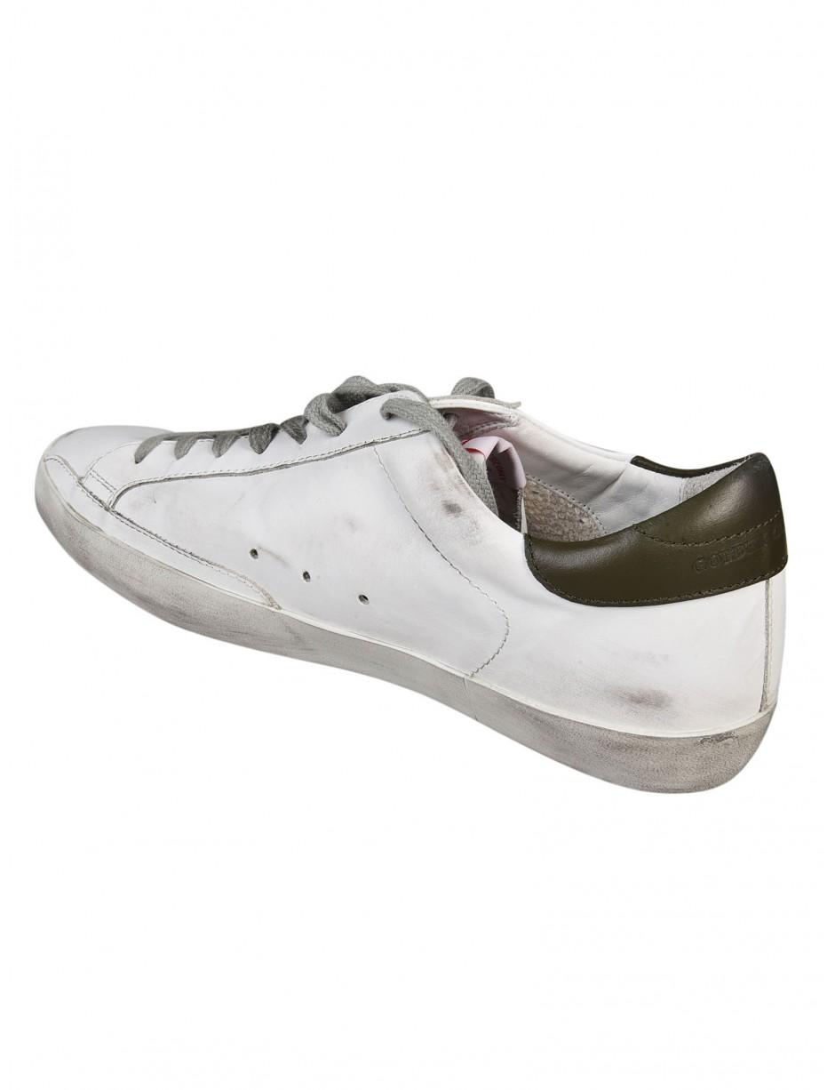 Golden Goose Deluxe Brand May Sneakers in White for Men