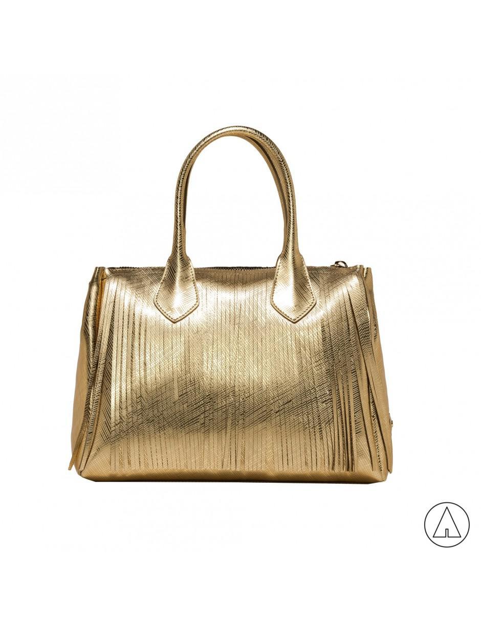 Gianni Chiarini Gum Shoulder Bag In Gold in Metallic - Lyst db684d5817c51