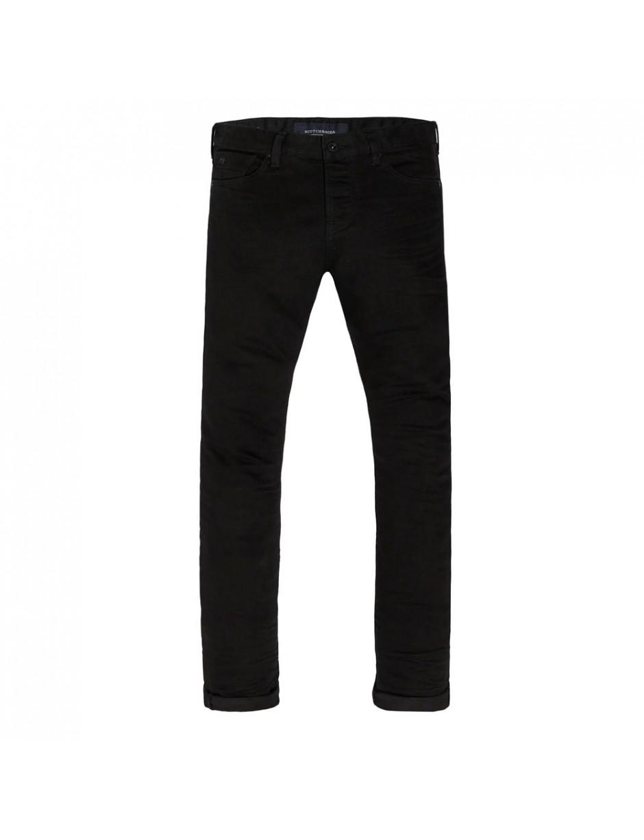 Mens Ralston-Stay Black Jeans Scotch & Soda Gwsxmm1V