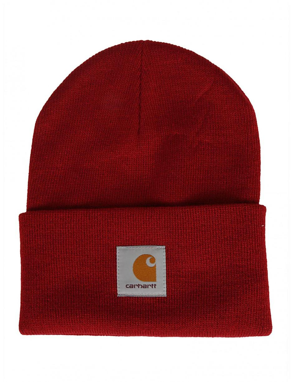 304d37c5983 Lyst - Carhartt Hat In Red in Red for Men