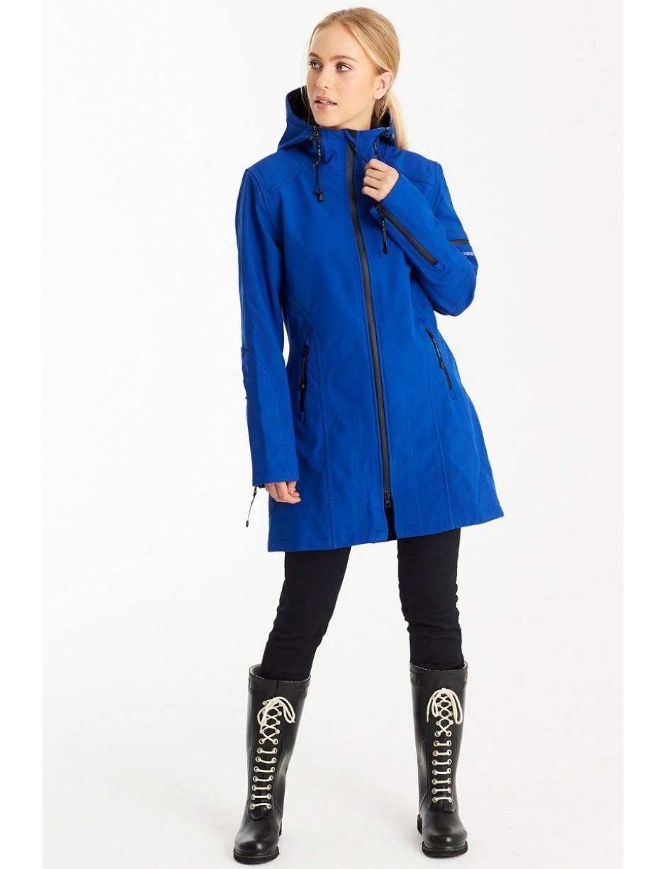 Ilse Jacobsen Rain07 Raincoat In Blue