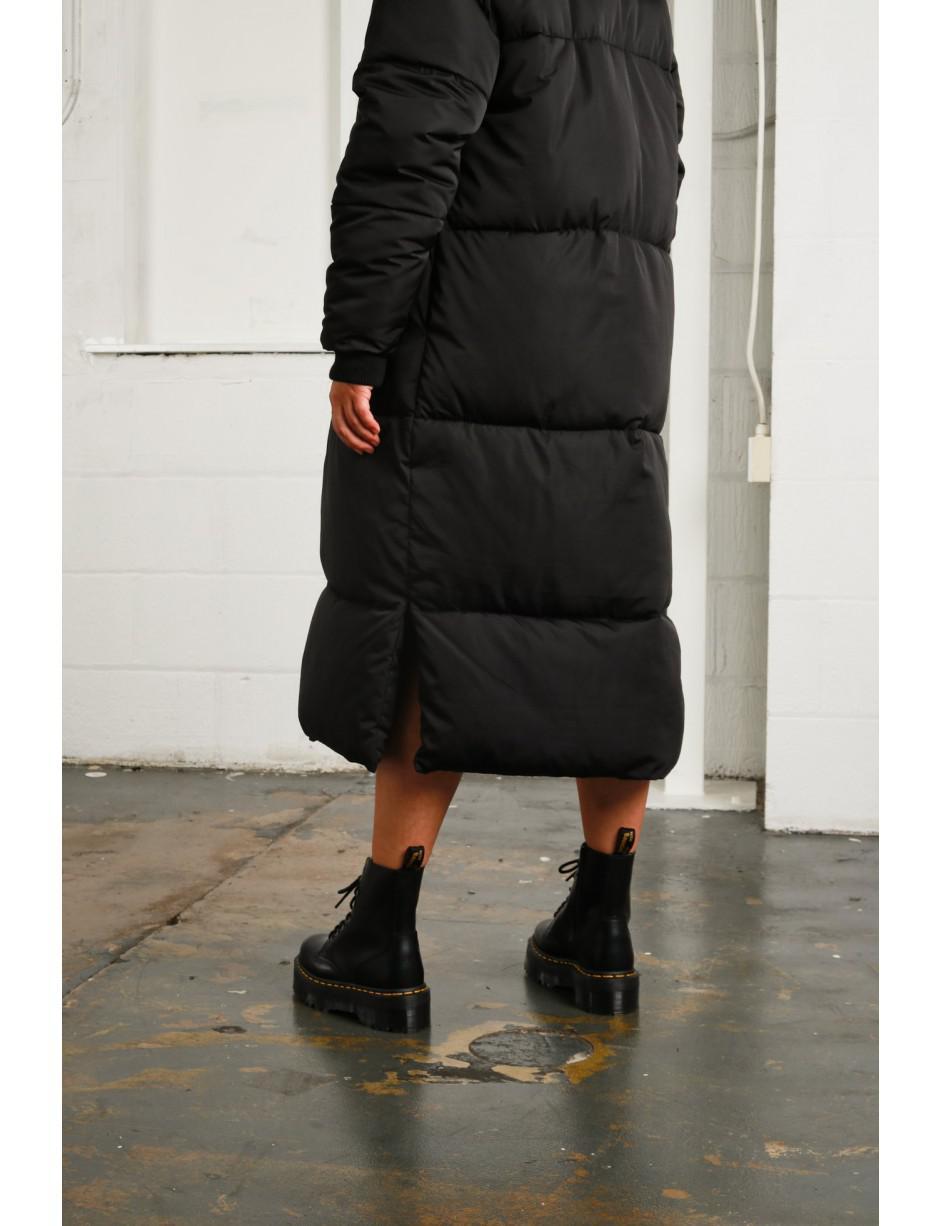 8f30507af Native Youth Black Liv Puffer Jacket