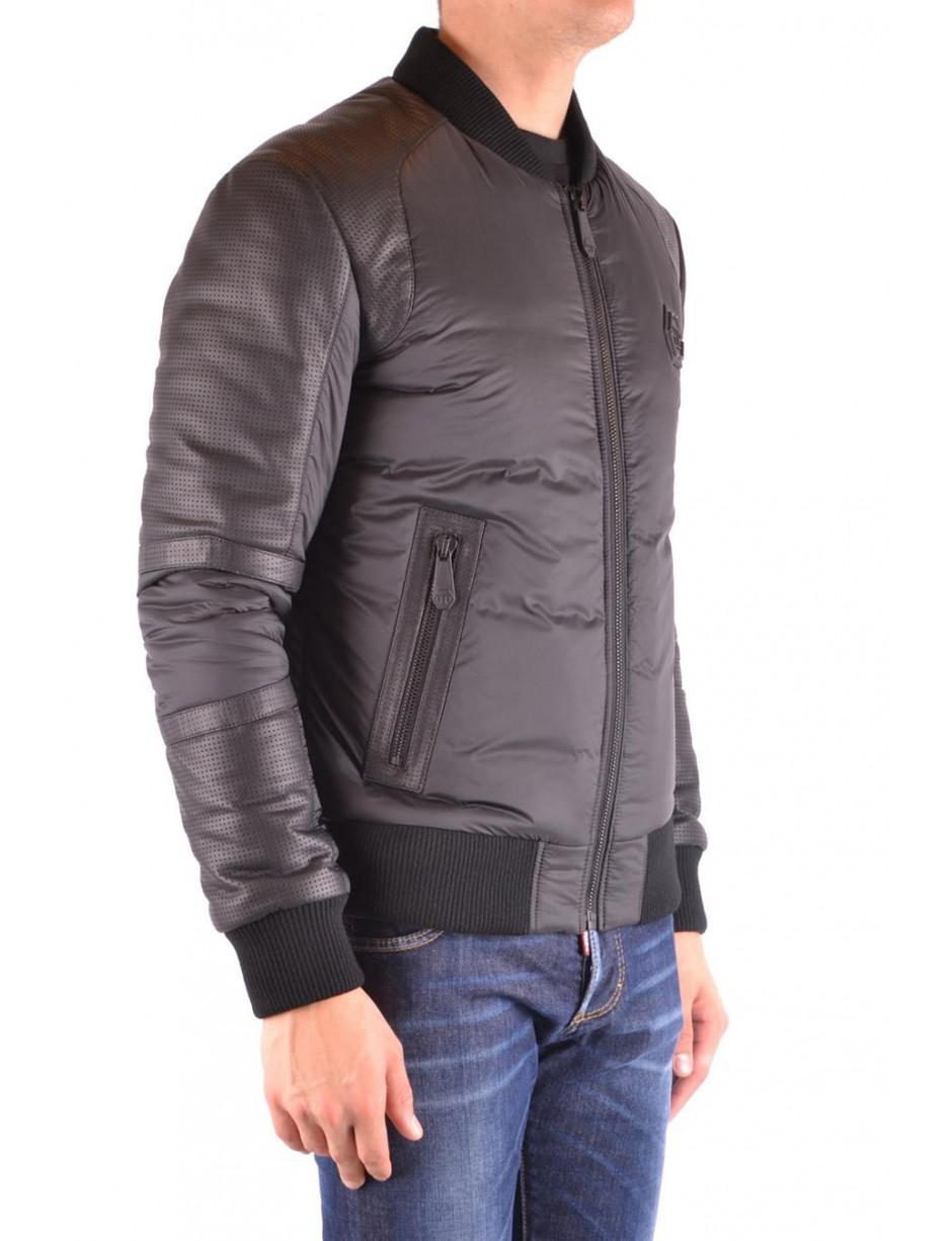 b251a455e4 Lyst - Philipp Plein Jacket In Black in Black for Men