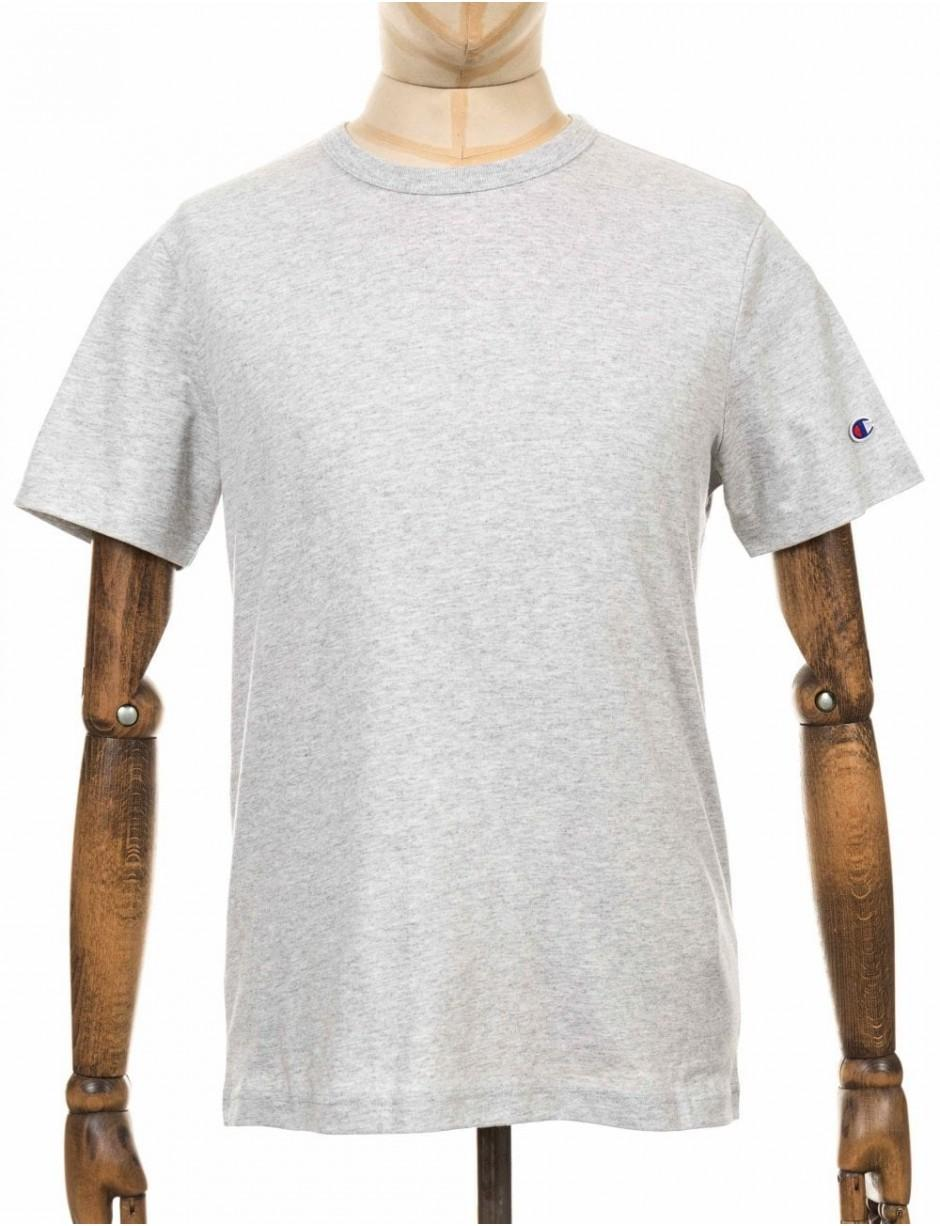 bf1880718915 Champion Reverse Weave Crewneck Tee for Men - Lyst