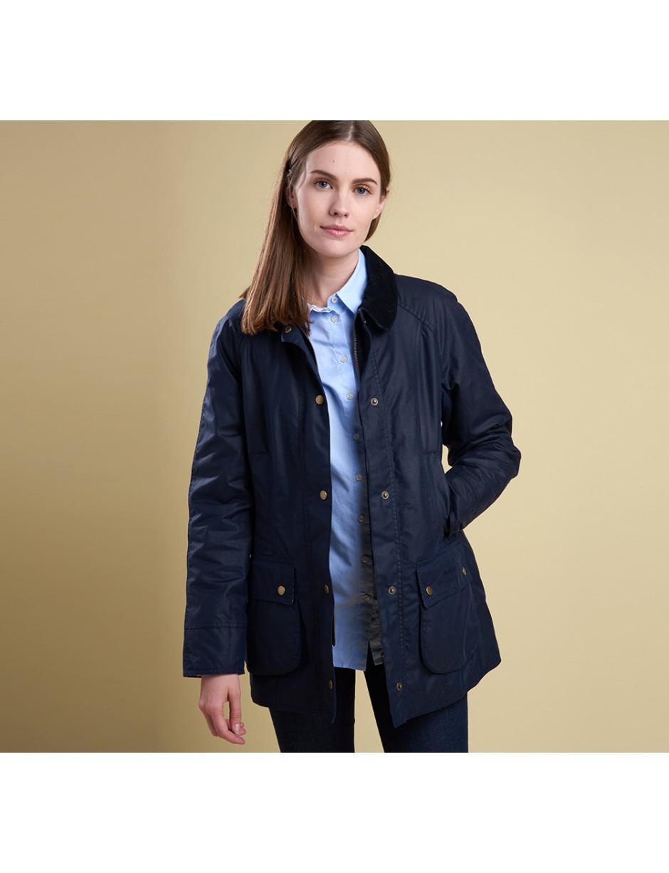 women's barbour wax jacket