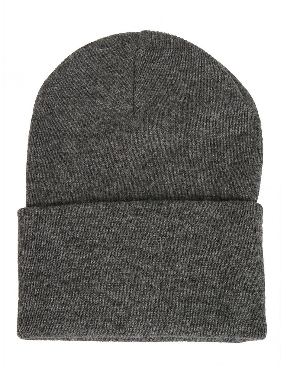 Lyst - Carhartt Beanie In Grey in Gray for Men 6844a2035699