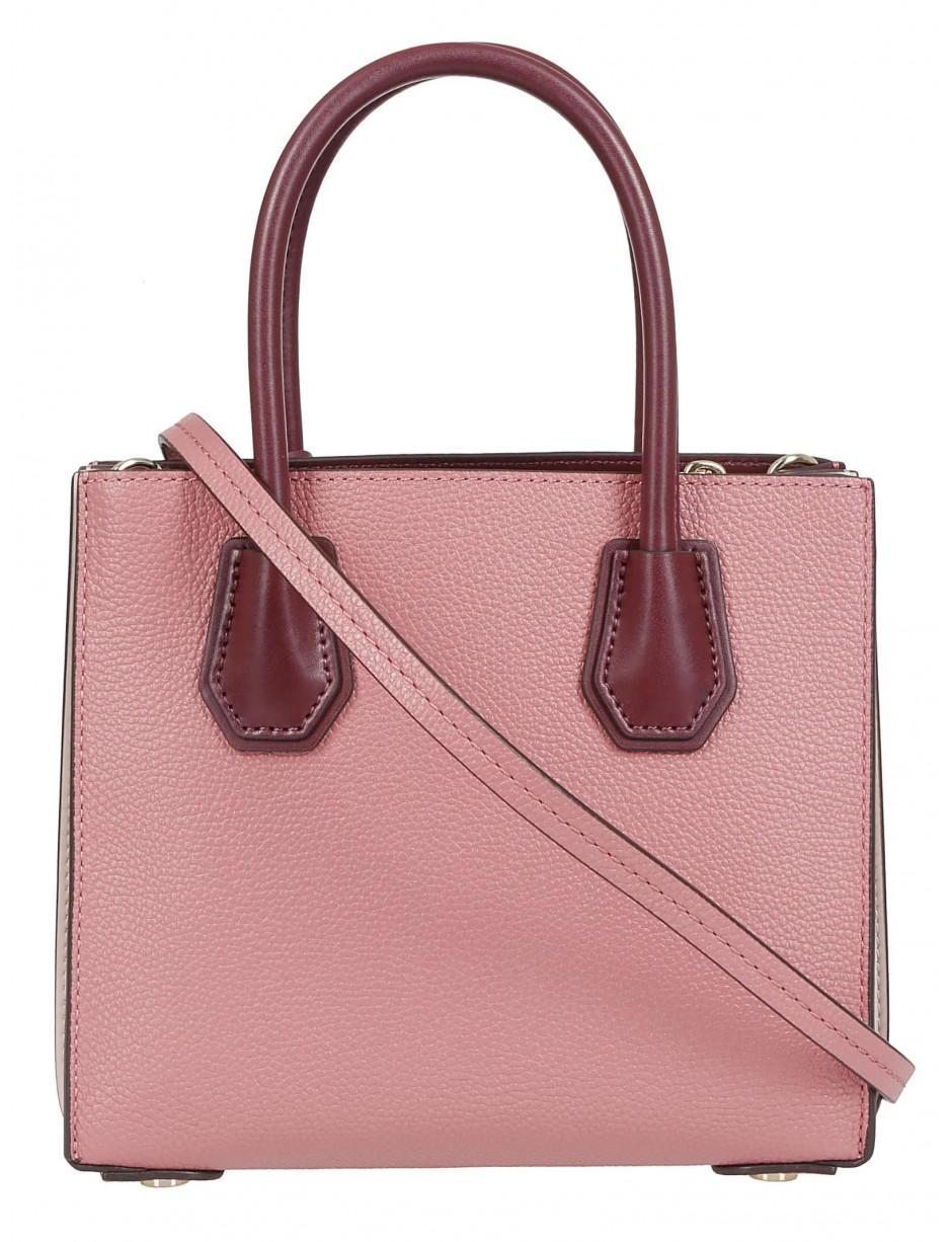 7cda9302bcba Lyst - MICHAEL Michael Kors Bag In Pink in Pink