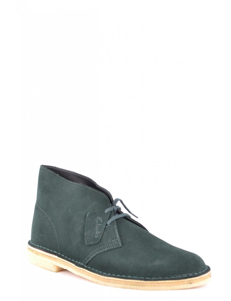 34e191e8a665 Clarks Shoes in Green for Men - Lyst