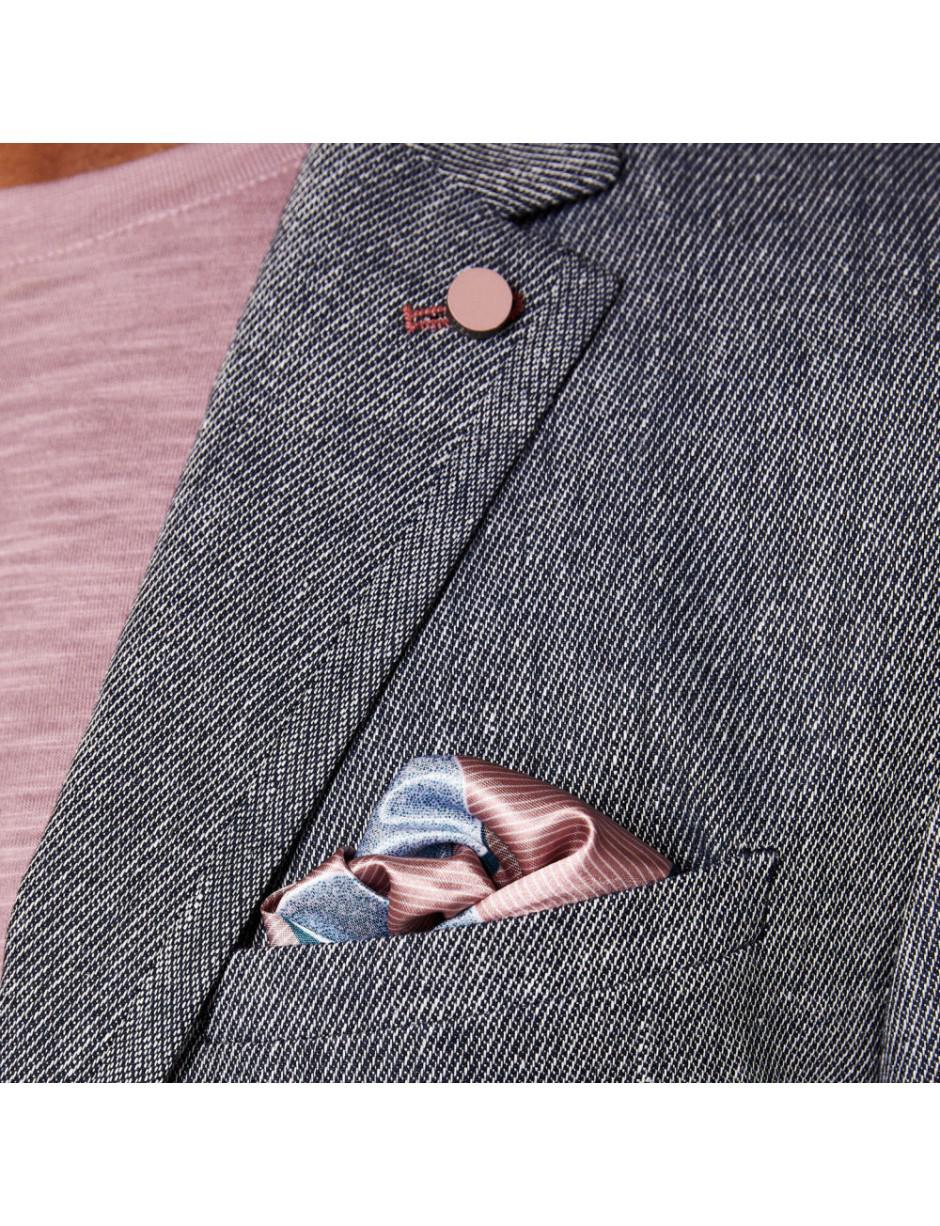 9c6c47fa2 Lyst - Ted Baker Hines Jacket in Gray for Men
