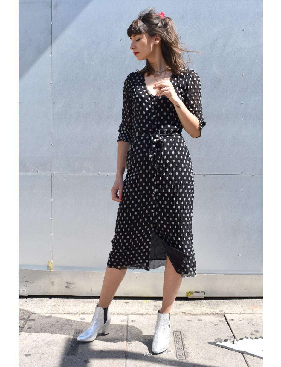 Black Dress amp; Harper Dots Leon Reality Lyst In xCqZ4nI7wP