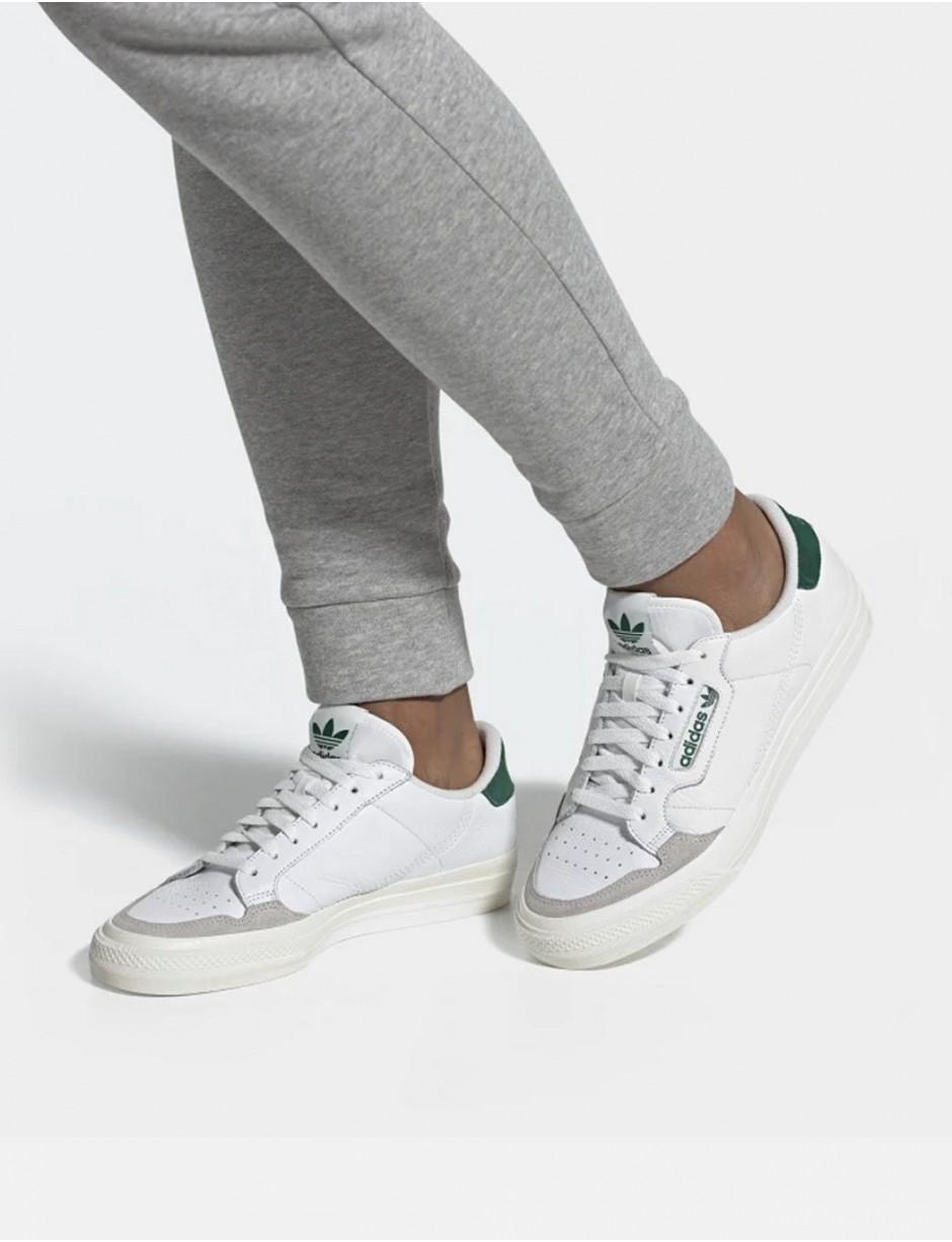 adidas Originals Leather Adidas Continental Vulc Shoes (ef3534) in ...