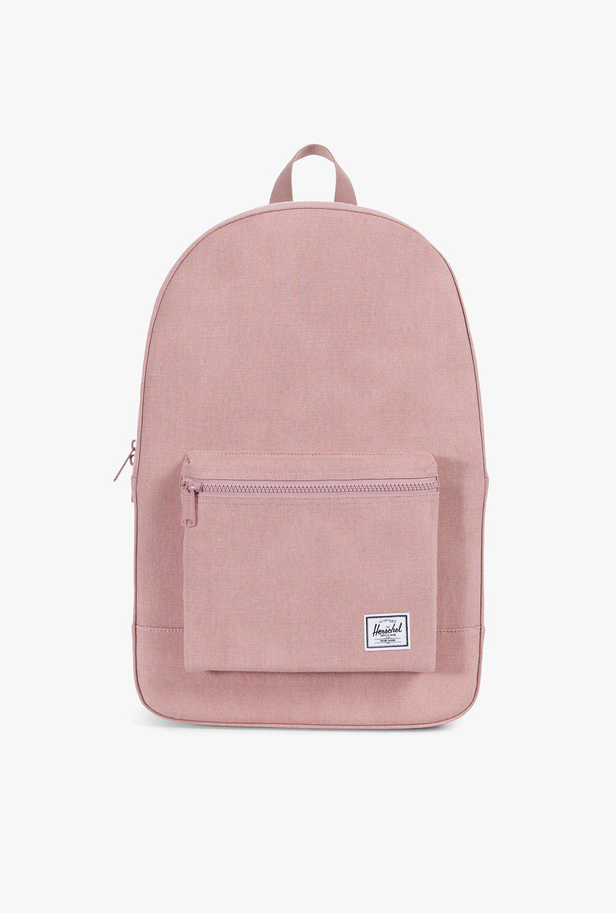 5452c8bdf3f Herschel Supply Co. Canvas Daypack in Pink - Lyst