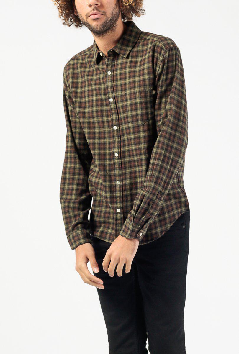 Lyst - Life After Denim Sherbrooke Shirt for Men 031454749