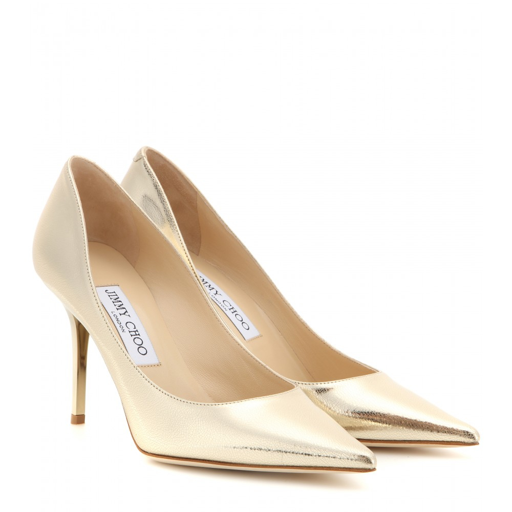 76489556588f Gallery. Previously sold at  Mytheresa · Women s Jimmy Choo Agnes ...