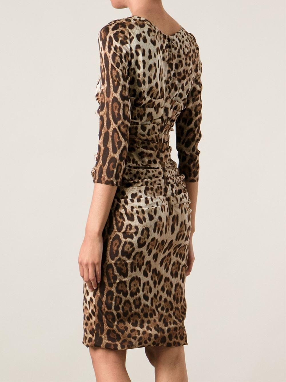 Leopard Shirt For Women