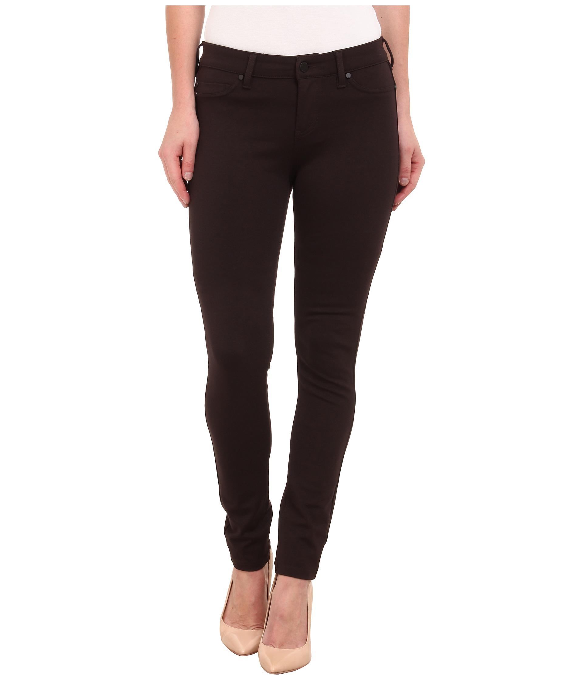 e2836198a0ba2 Liverpool Jeans Company Madonna Ponte Five-pocket Legging in Black ...