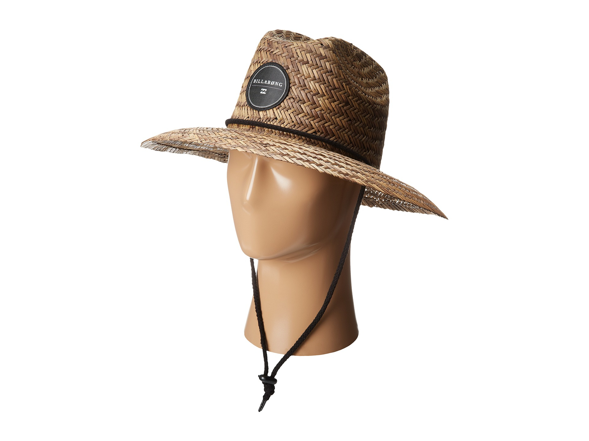ef0a7083 Billabong Bazza Hat in Brown for Men - Lyst