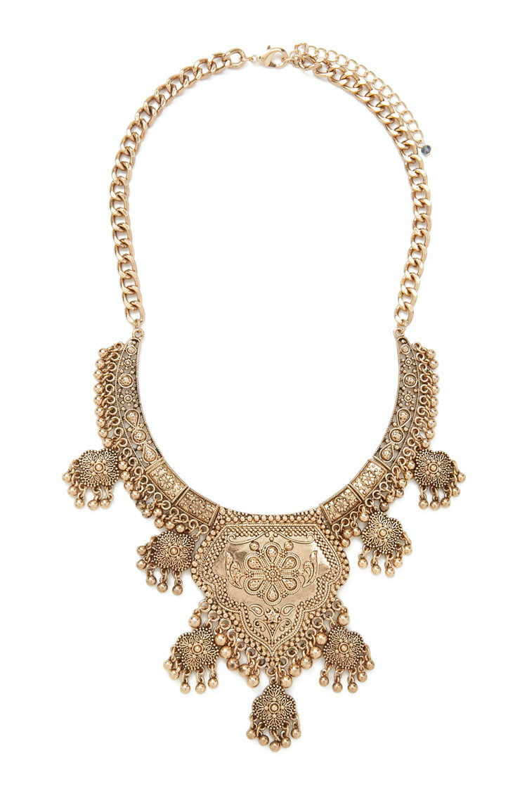Forever 21 Bid style necklace