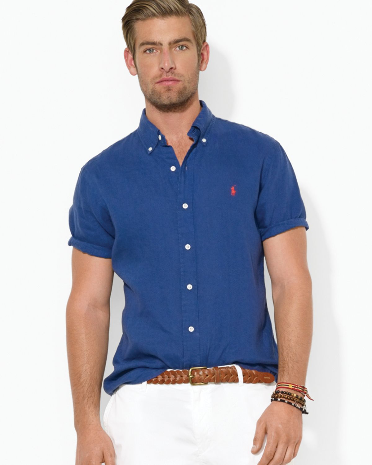 polo ralph lauren short sleeve oxford w rtersee public relations. Black Bedroom Furniture Sets. Home Design Ideas