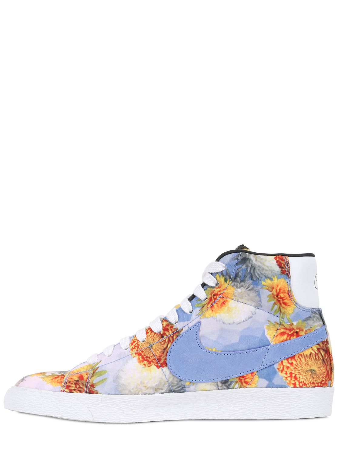 pretty nice fb952 20ea3 Lyst - Nike Blazer Chicago Floral City Sneakers for Men