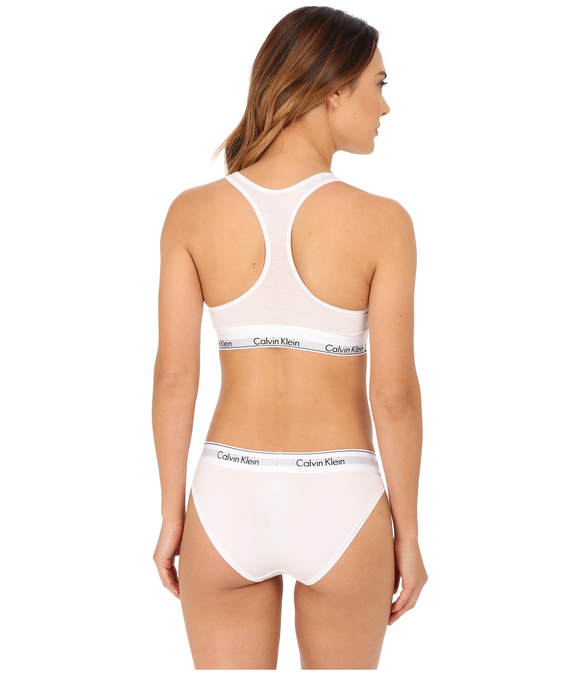 38f893be5561e Lyst - Calvin Klein Modern Cotton Gift Set in White