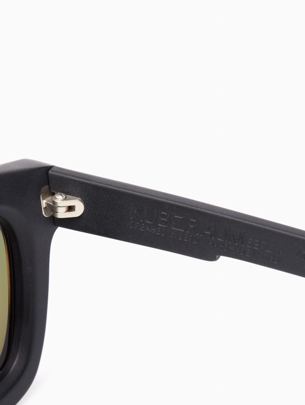Kuboraum C2 Bm Sunglasses in Black for Men