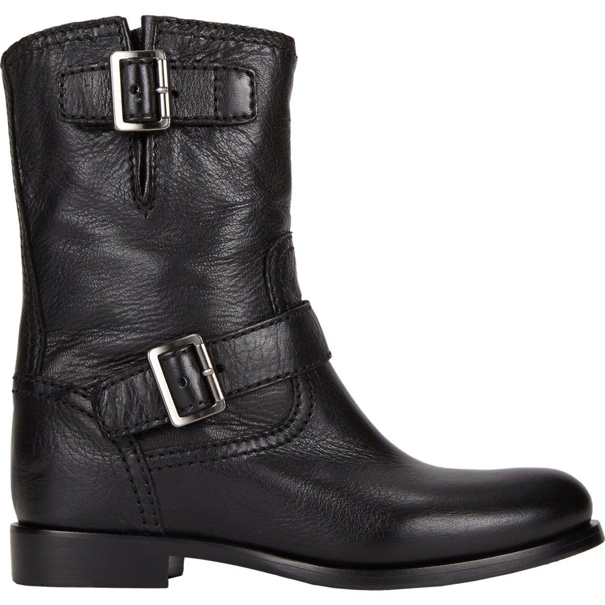 prada buckle boots Boots \u0026 Booties