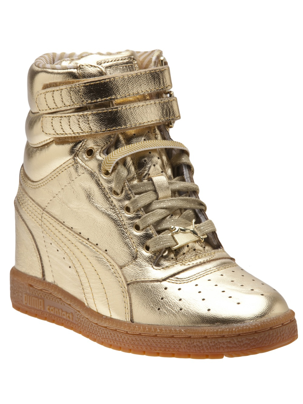 30ab9c7e955 Gallery. Previously sold at  Farfetch · Women s Wedge Sneakers ...