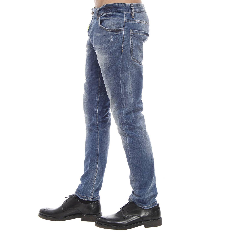 philipp plein men 39 s jeans in blue for men lyst. Black Bedroom Furniture Sets. Home Design Ideas