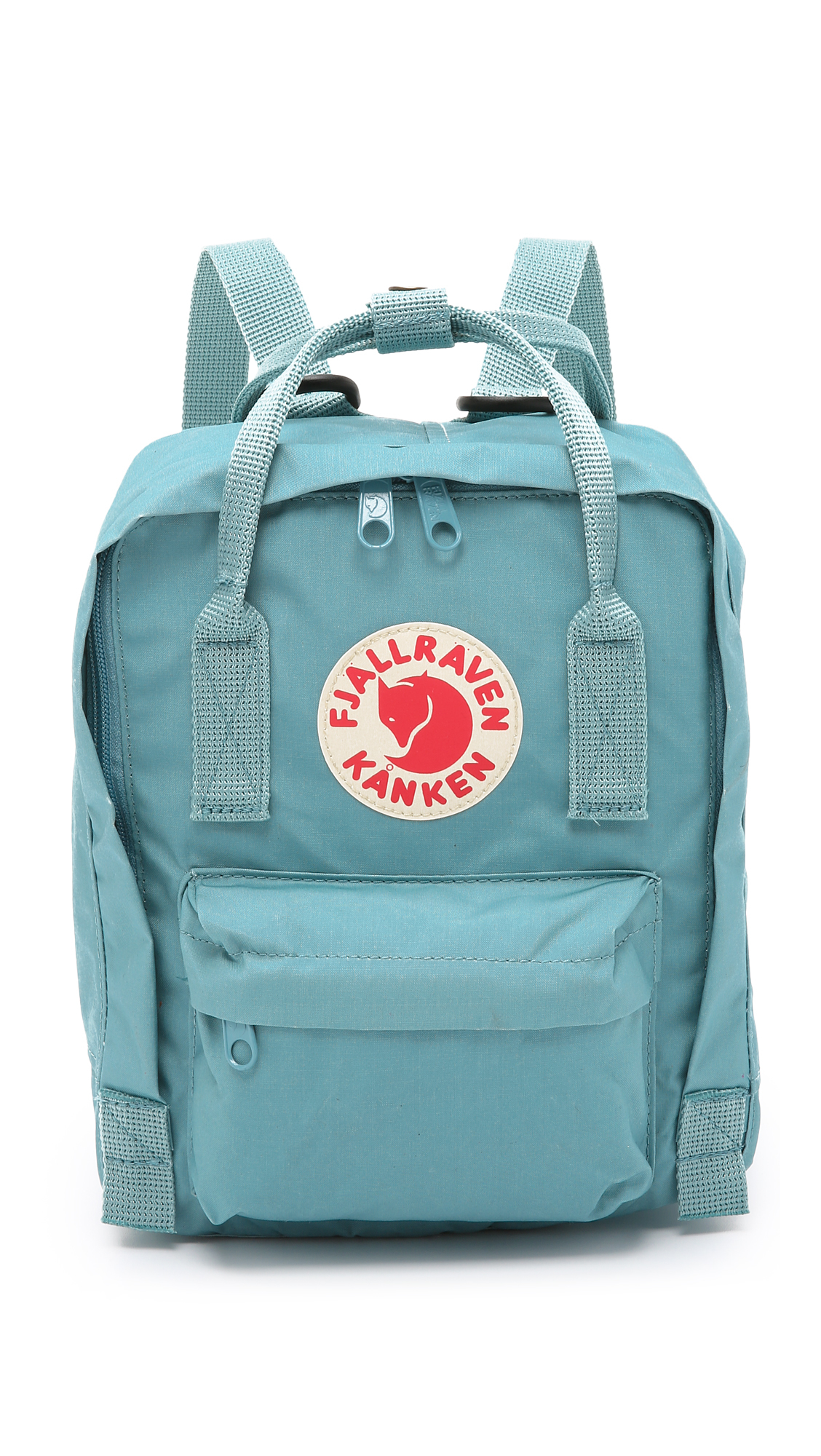 Fjallraven Kanken Mini Backpack in Blue