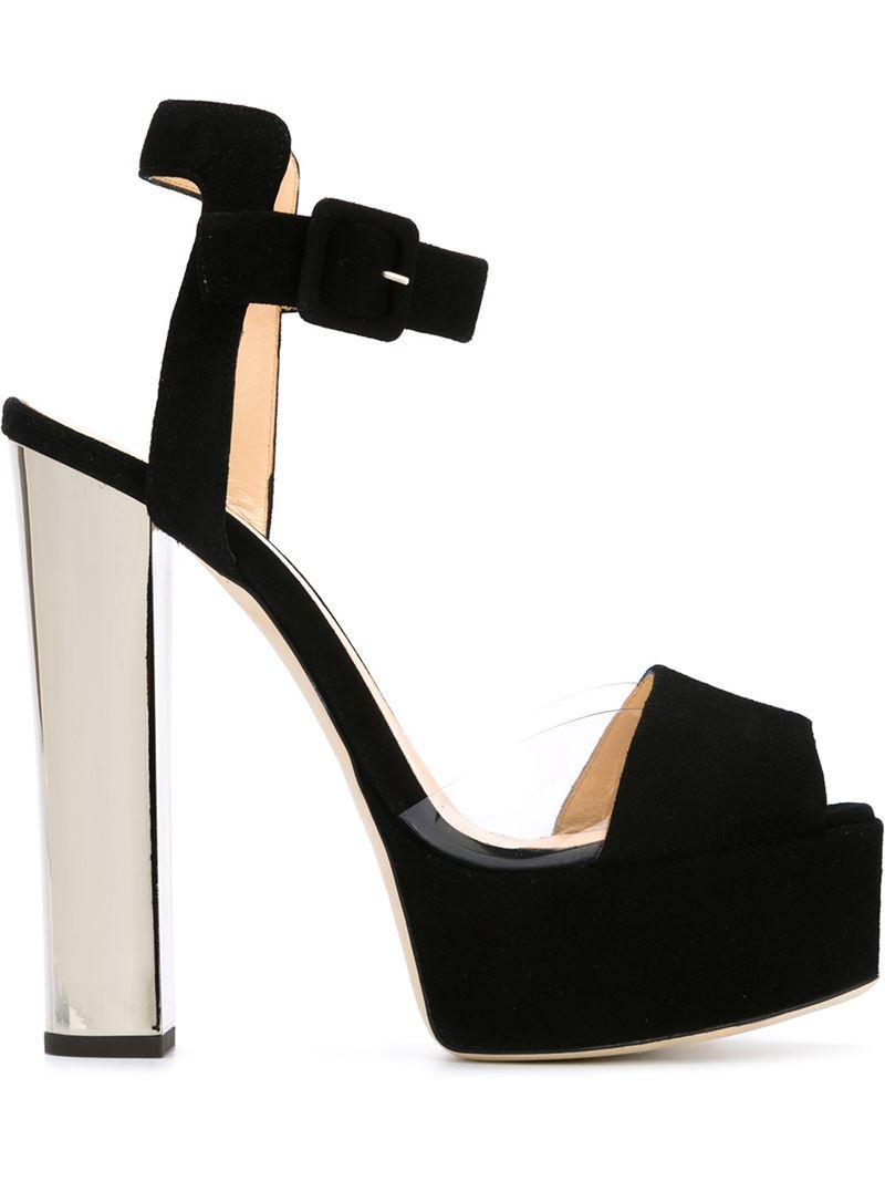 Betty sandals - Black Giuseppe Zanotti gvveTavAc