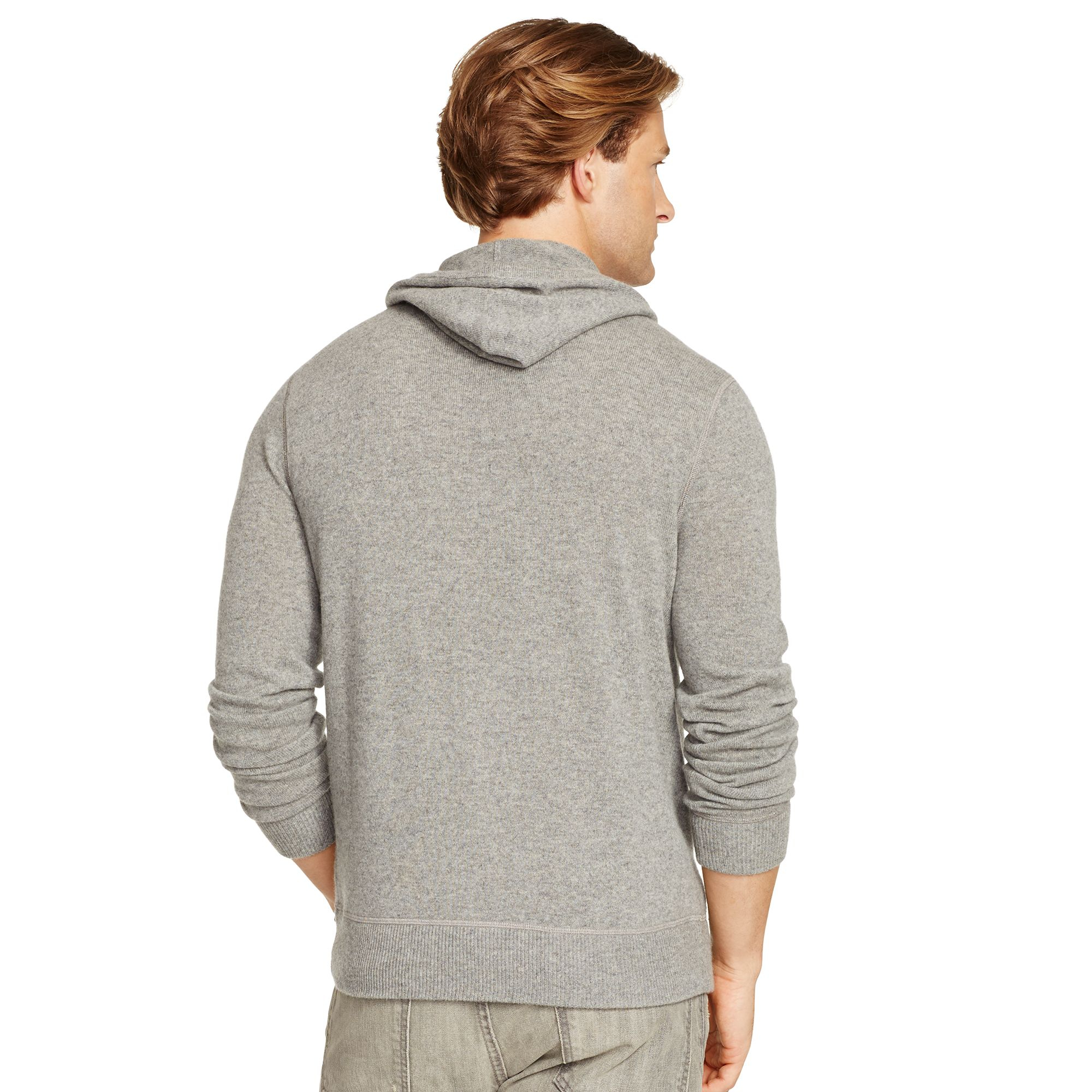 Polo hoodies for men