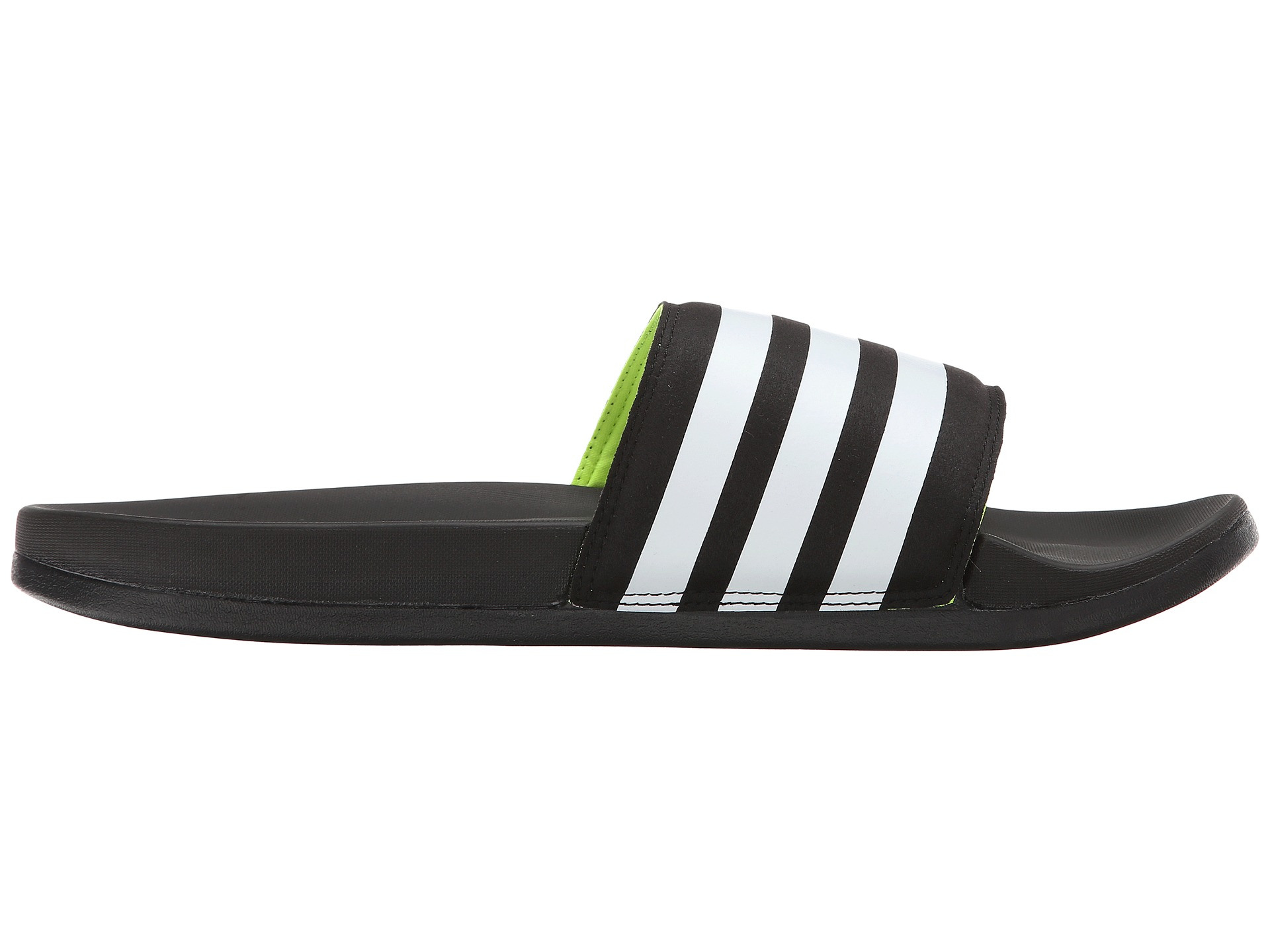 8053f31c1ccea Lyst - Adidas Adilette Supercloud Plus in Black for Men