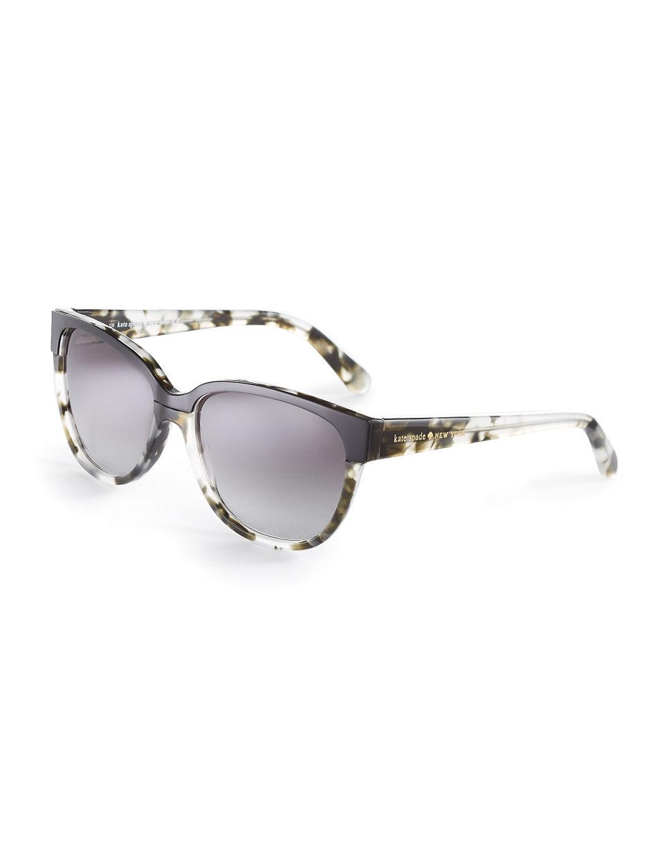 Kate Spade Tortoise Shell Glasses Frames : Kate spade Tortoise Shell Sunglasses in Gray Lyst