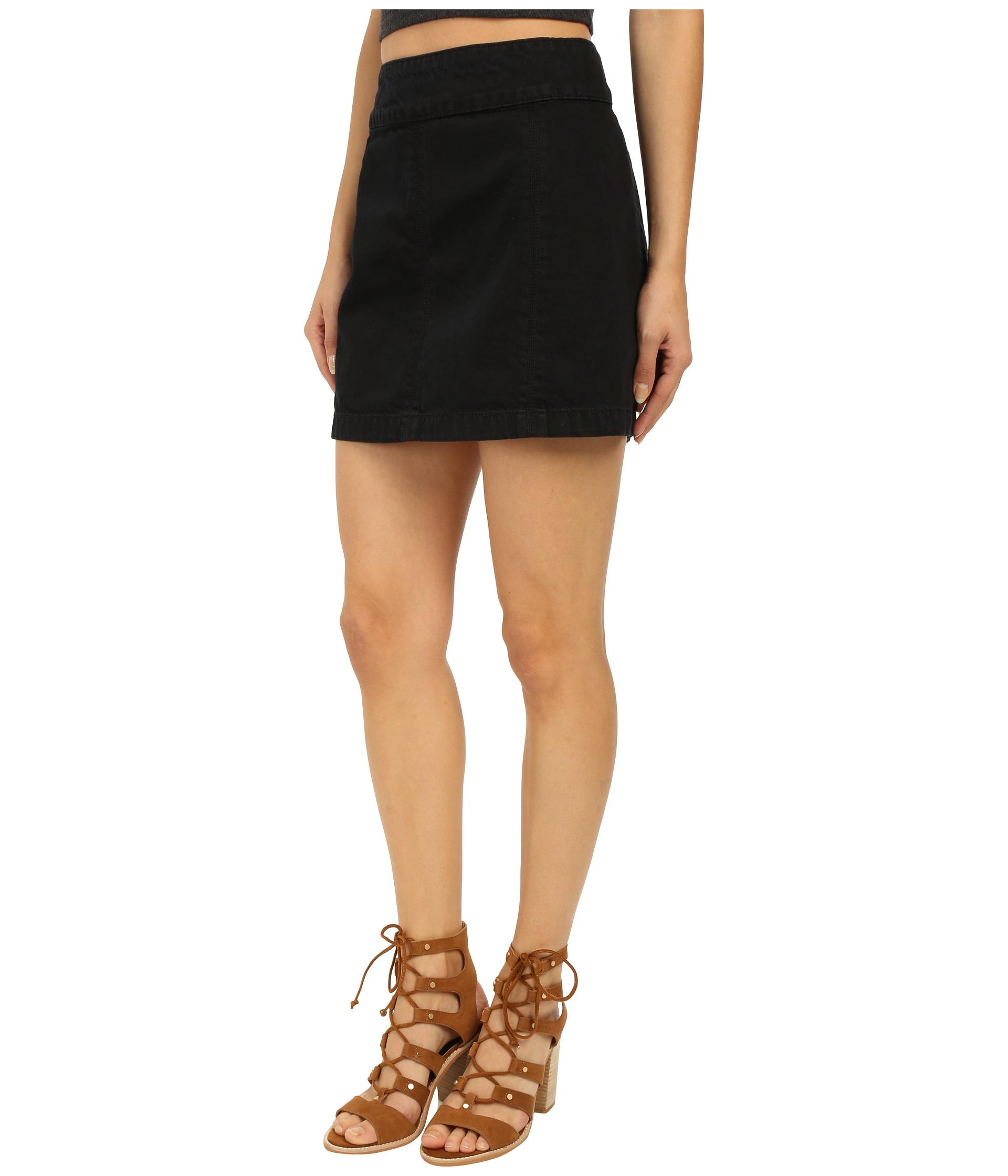 Free Mini Skirt 21