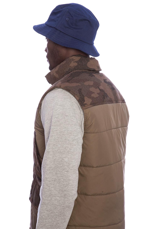 Lyst - Stussy Stock Lock Ho14 Bucket Hat in Blue for Men f4d83229d048