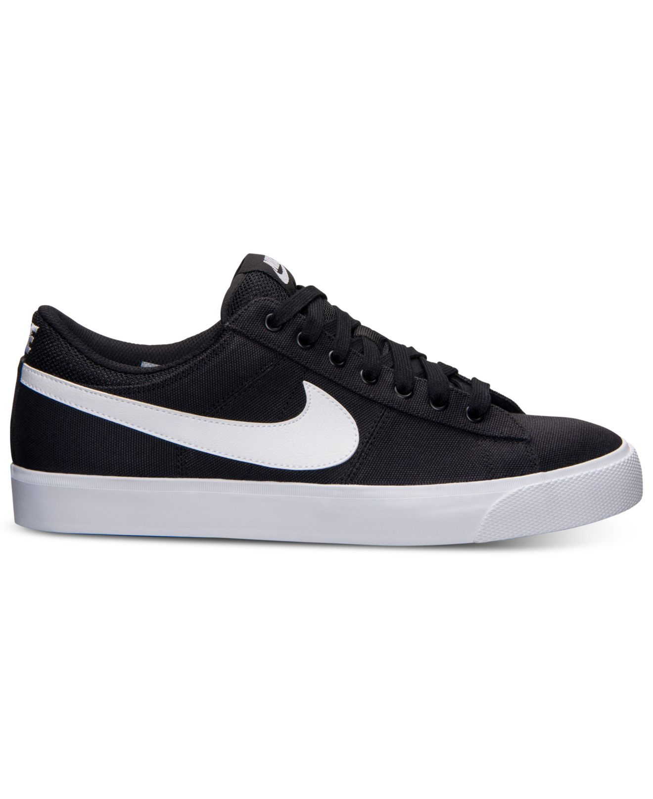 Lyst - Nike Men'S Match Supreme Hi Textile Casual Sneakers ...