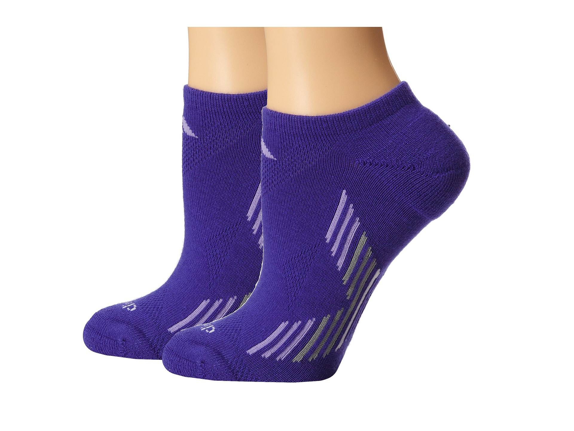 Climacool X 2-pair No Show Sock