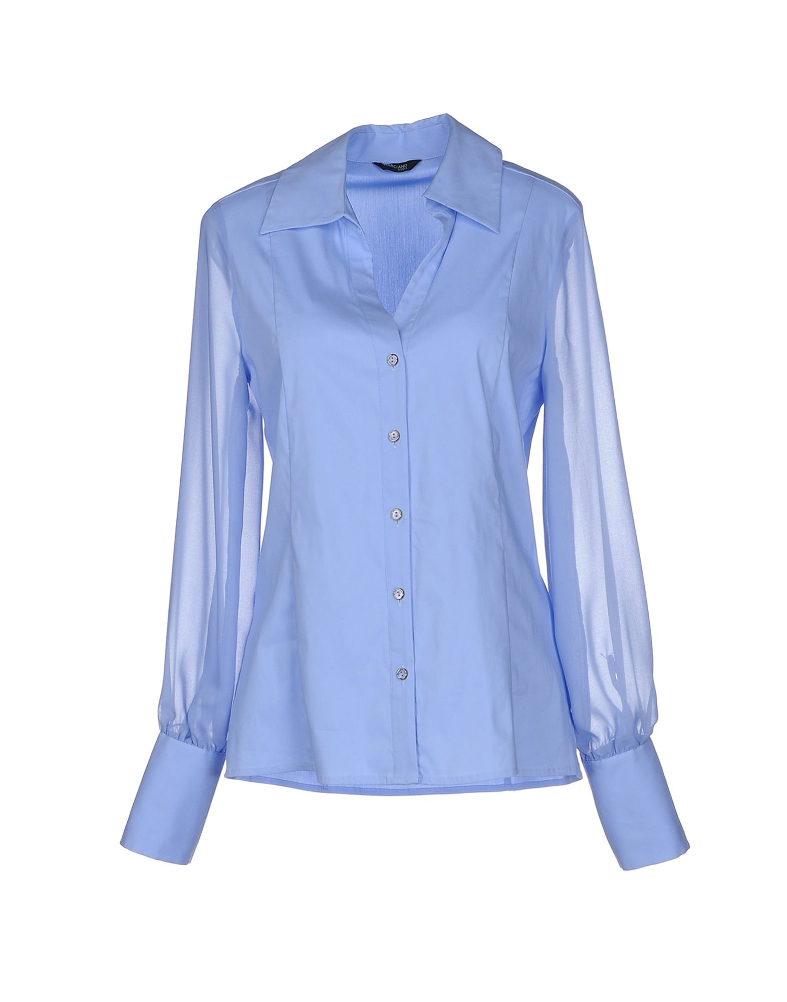 Lyst - Guess Blouse in Blue
