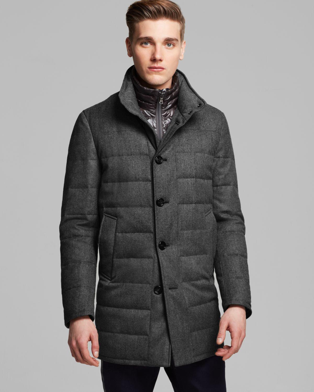 moncler vallier coat