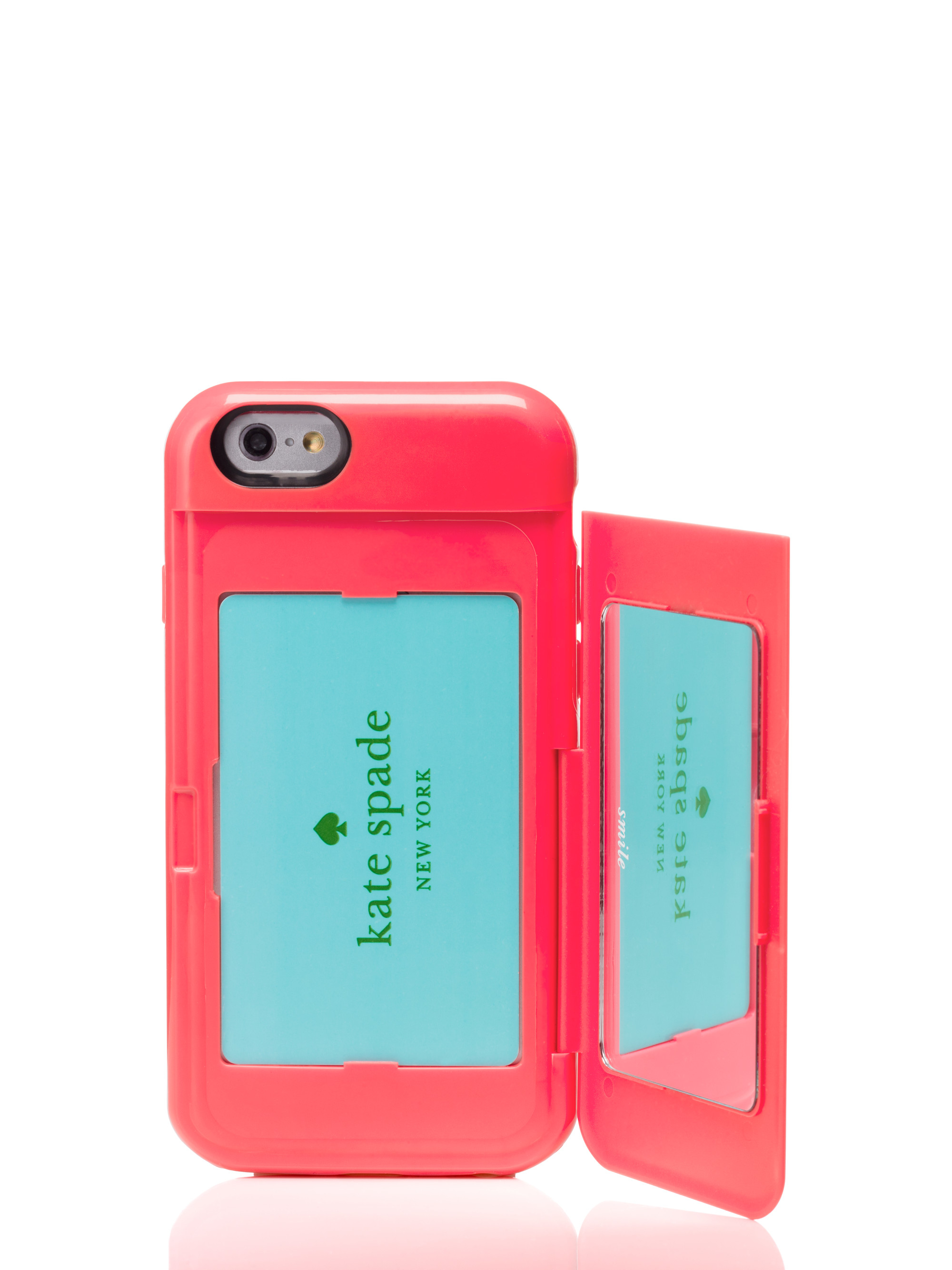 Kate Spade Iphone Case With Credit Card Holder