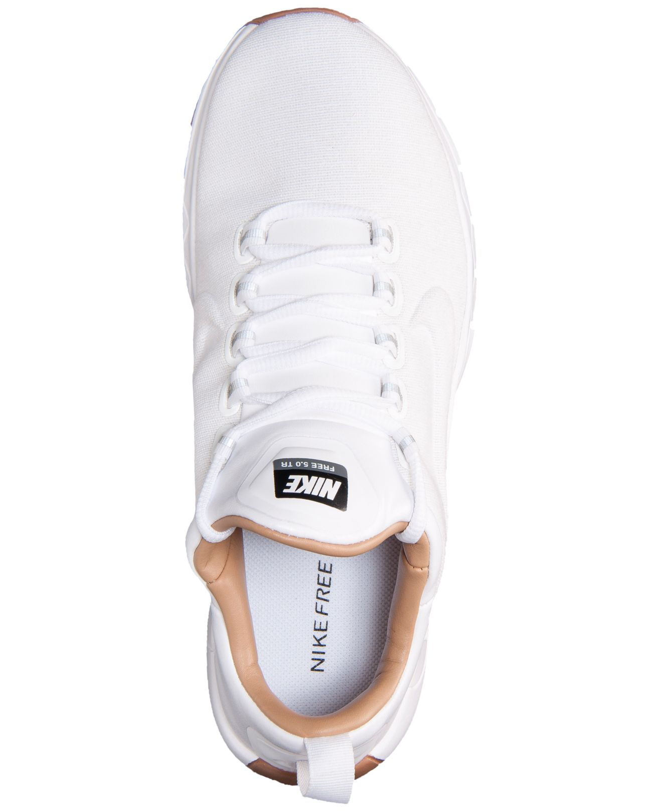 30a6f485fad5 ... promo code for lyst nike mens free trainer 5.0 premium running sneakers  from 4a3cc 8ee4c
