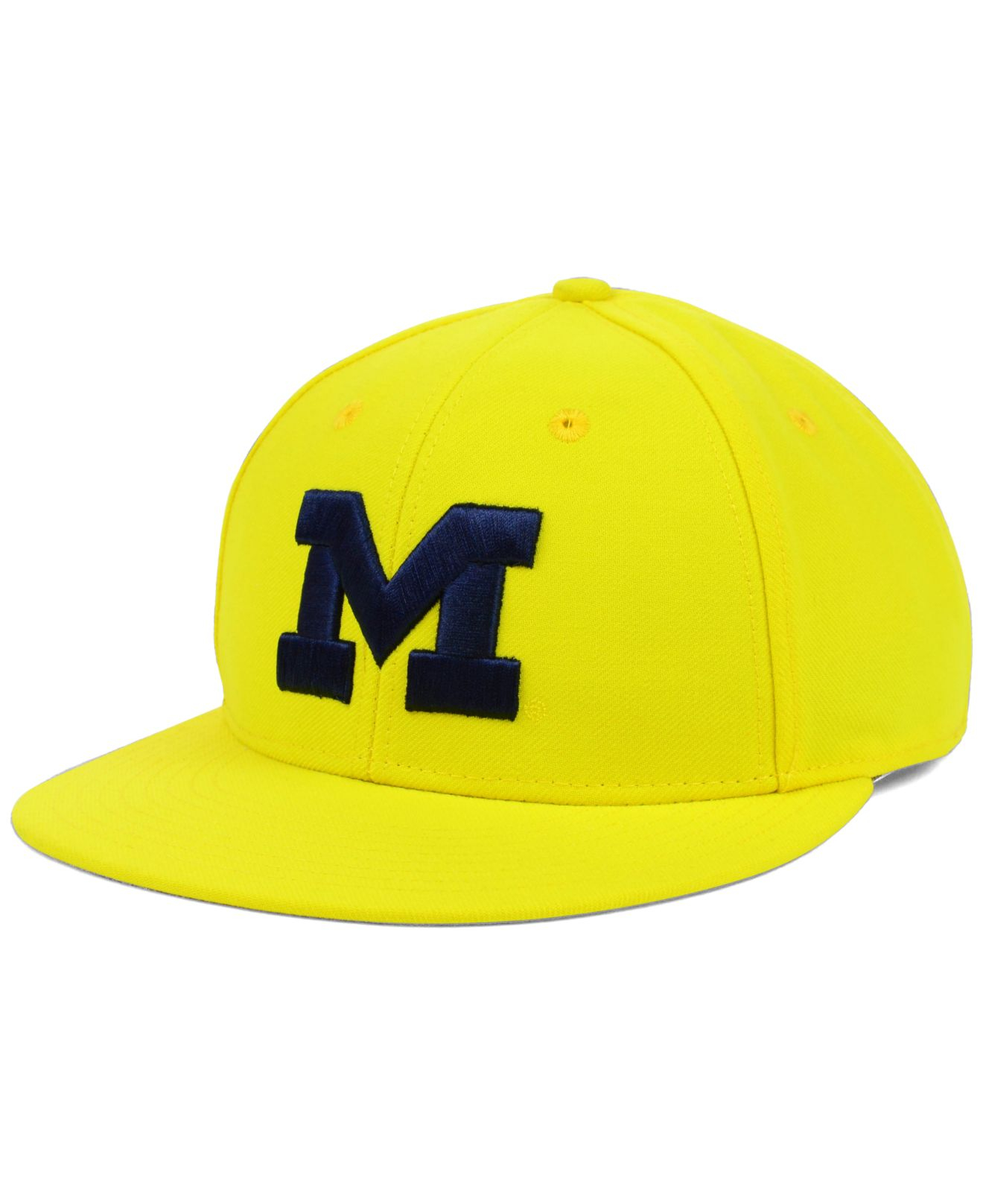 668a7038a7c Lyst - adidas Michigan Wolverines Ncaa On-field Baseball Cap in ...